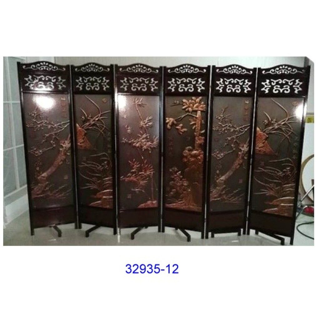 32935-12 Wooden screen