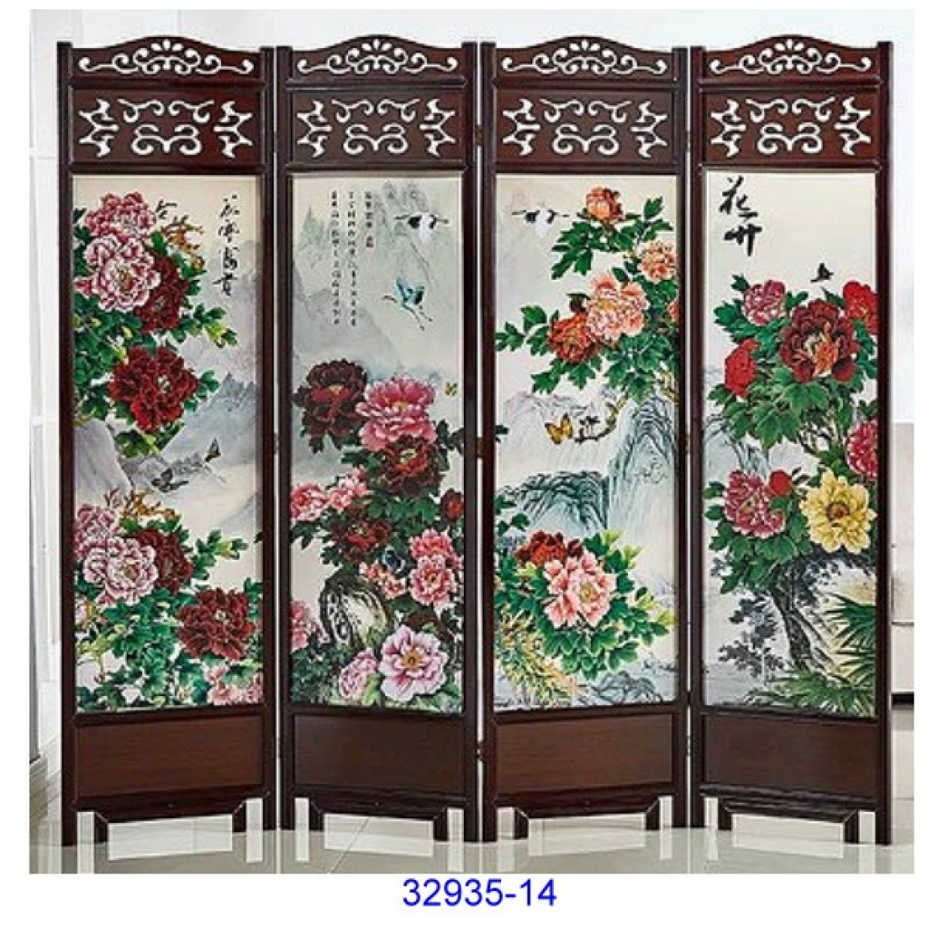 32935-14 Wooden screen