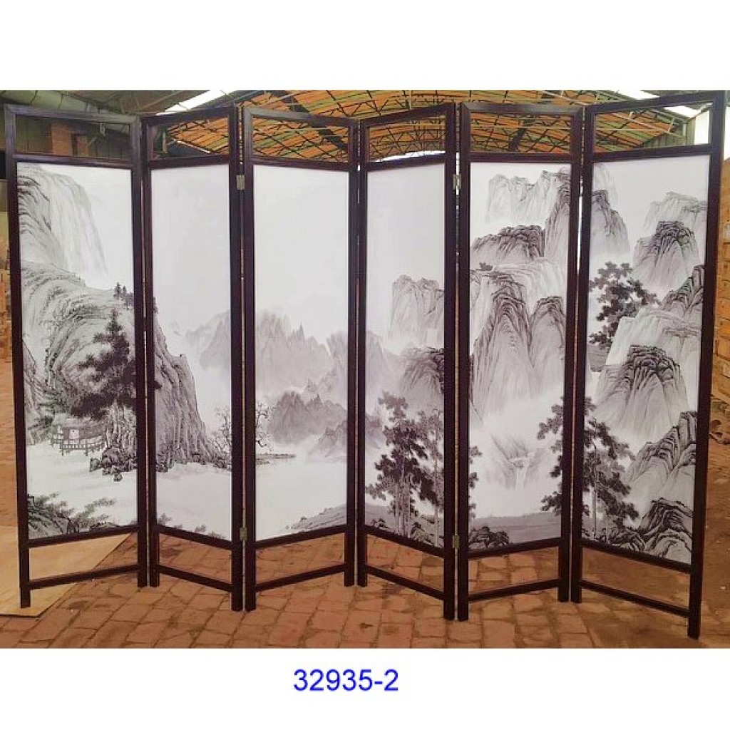 32935-2 Wooden screen