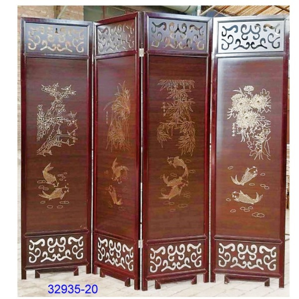 32935-20 Wooden screen