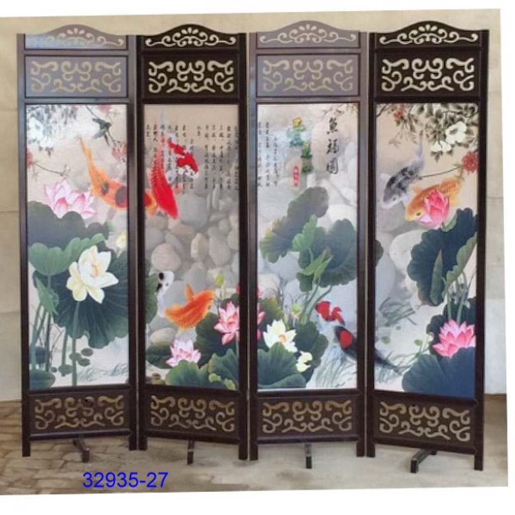 32935-27 Wooden screen