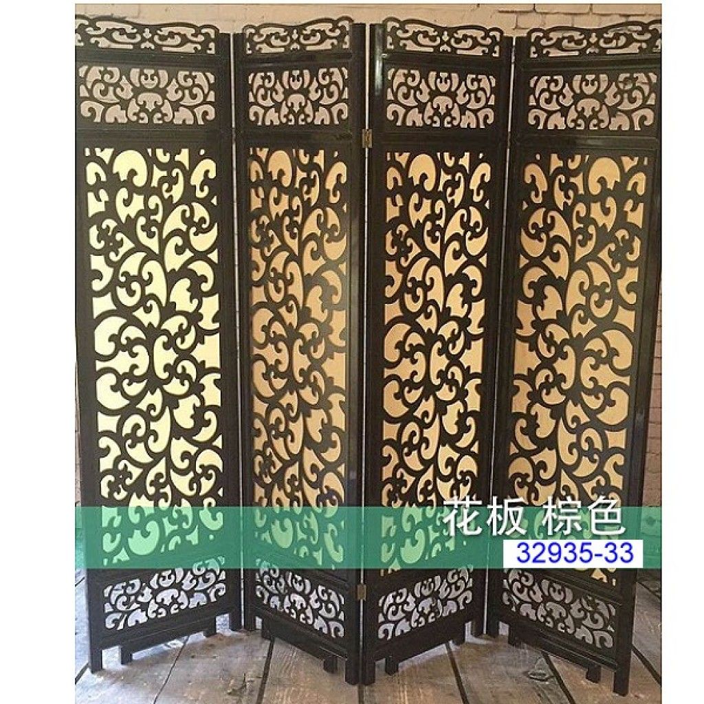 32935-33 Wooden screen