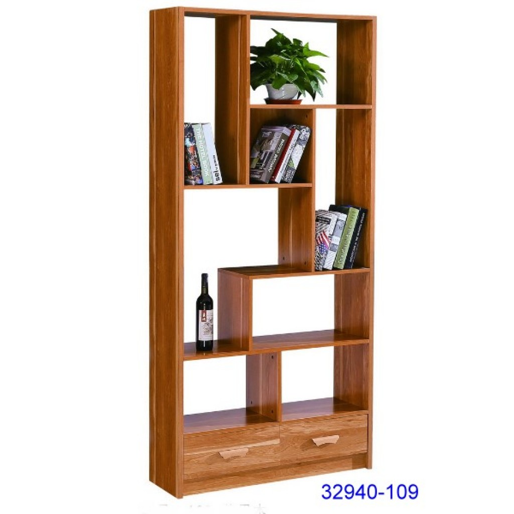 32940-109 Wooden wine rack