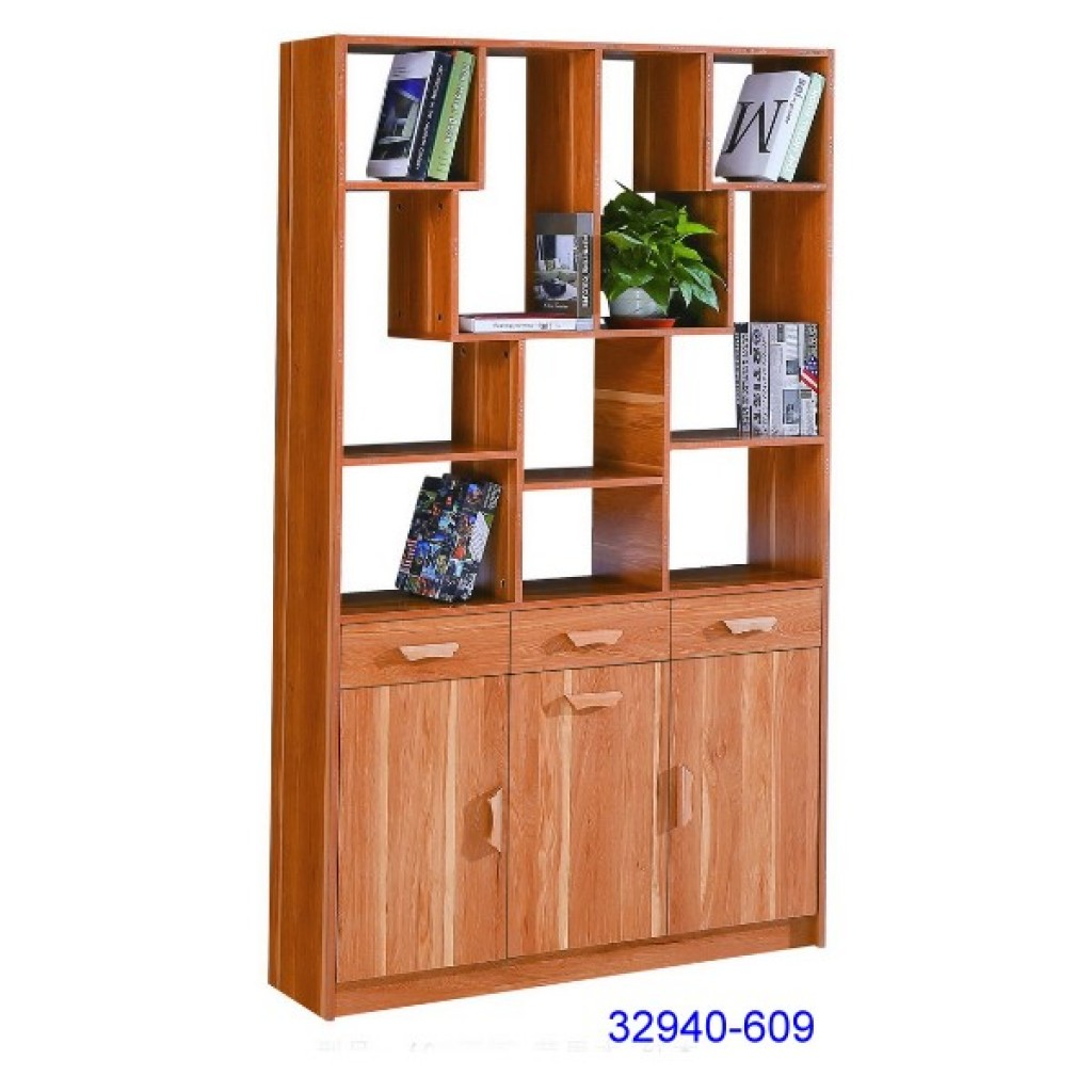 32940-609 Wooden wine rack