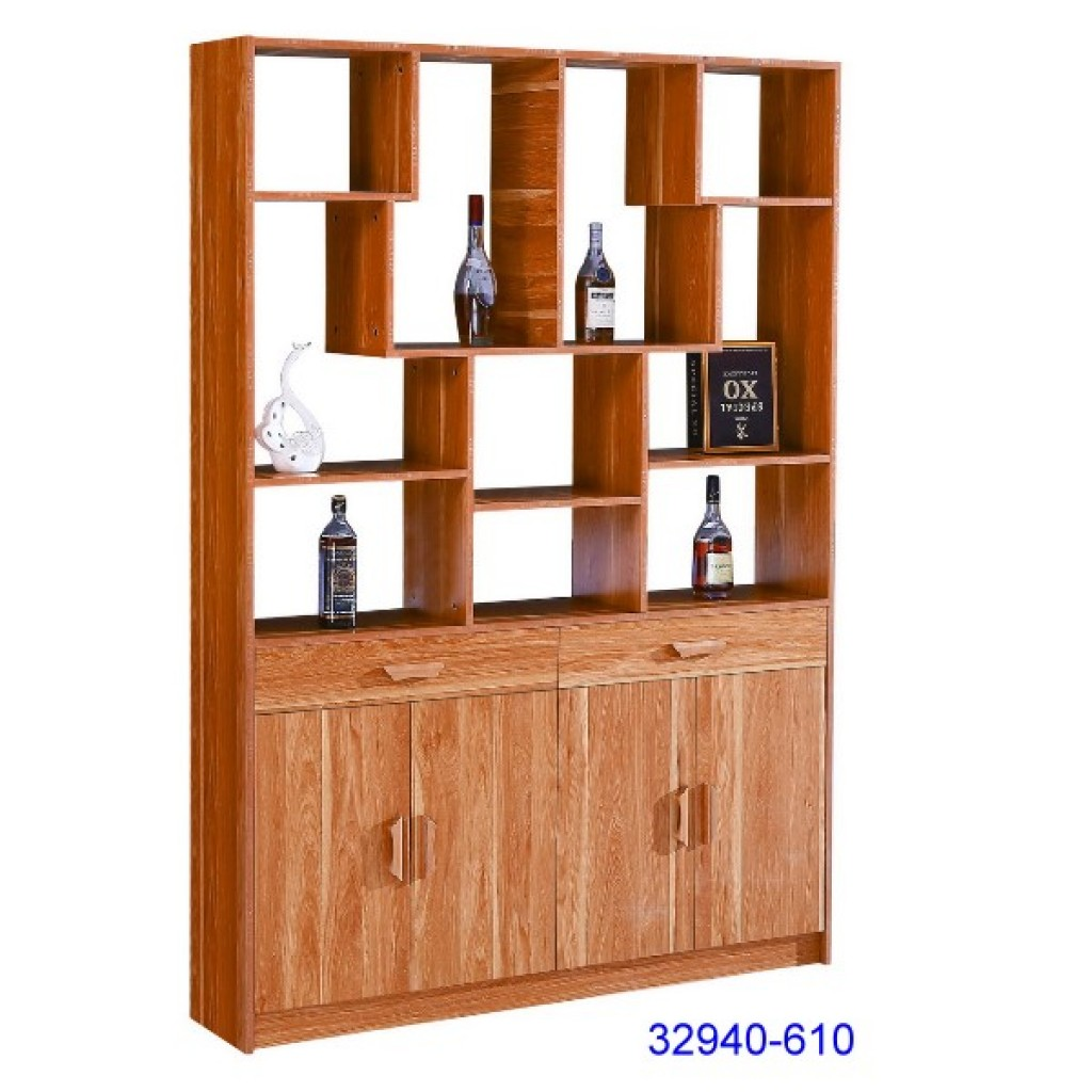 32940-610 Wooden wine rack