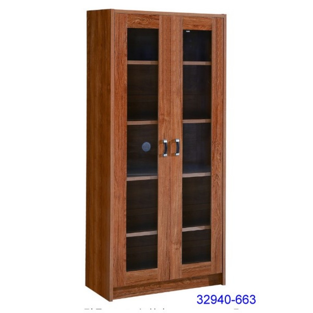 32940-663 Wooden bookcase