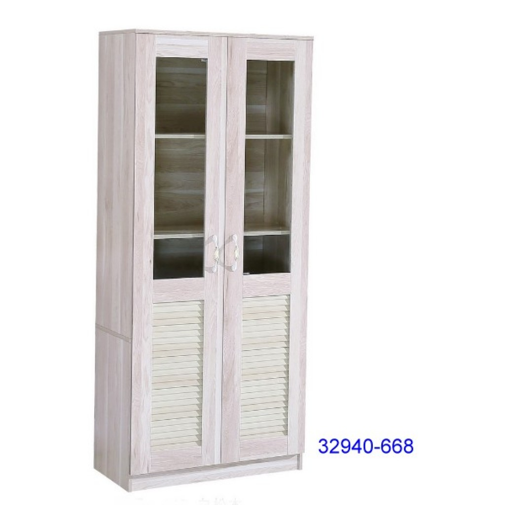 32940-668 Wooden wine rack