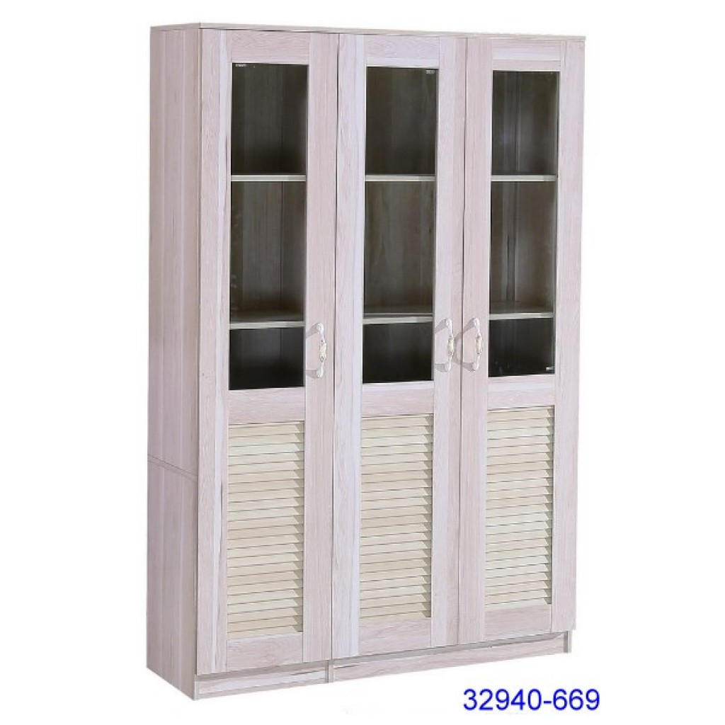 32940-669 Wooden bookcase