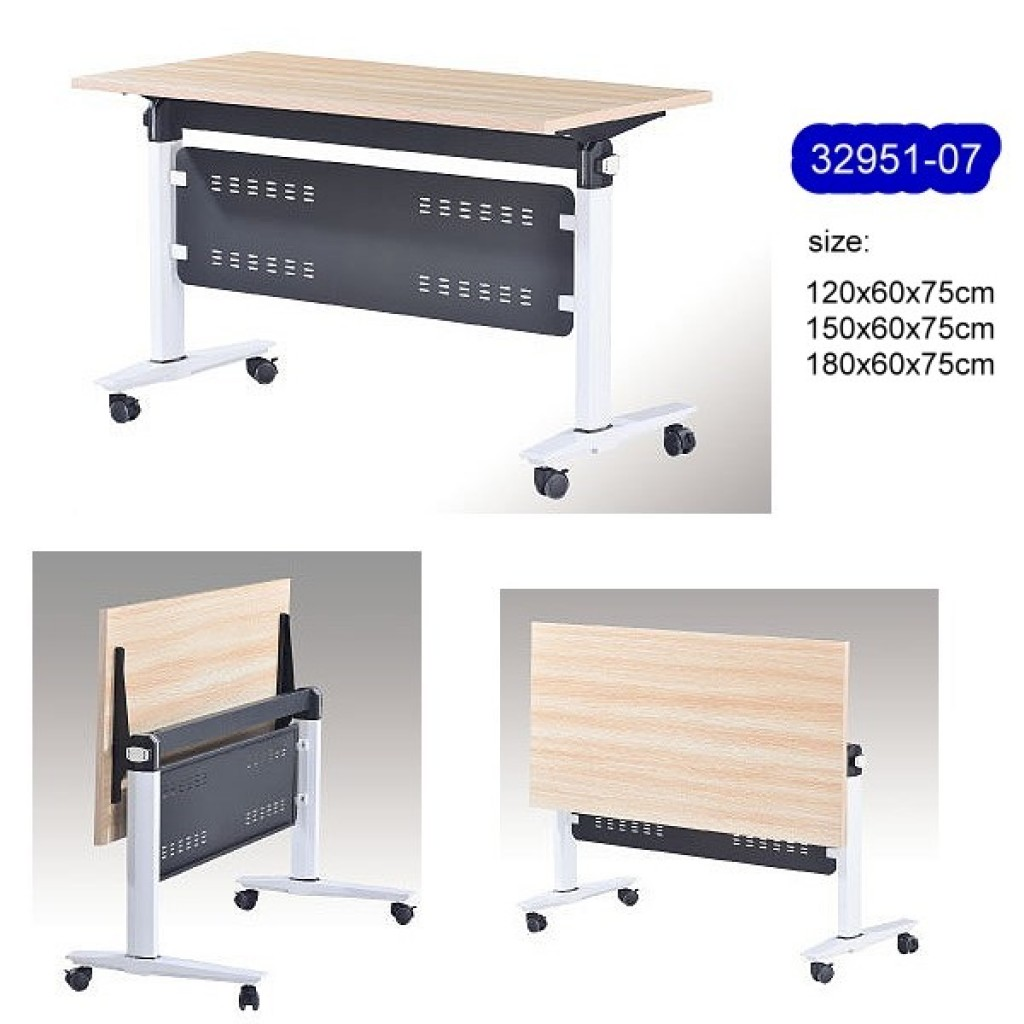 32951-07 Metal folding School Desk