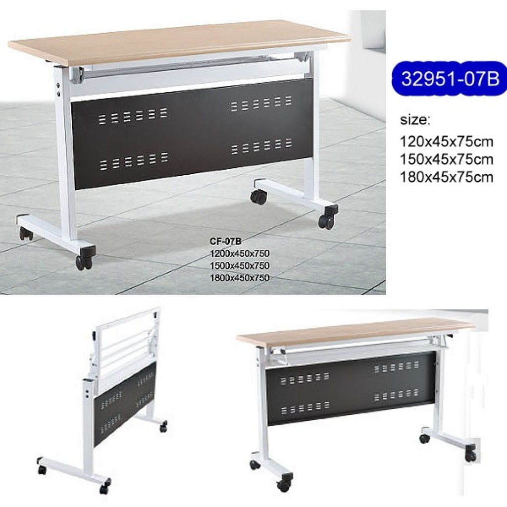 32951-07B Metal folding School Desk