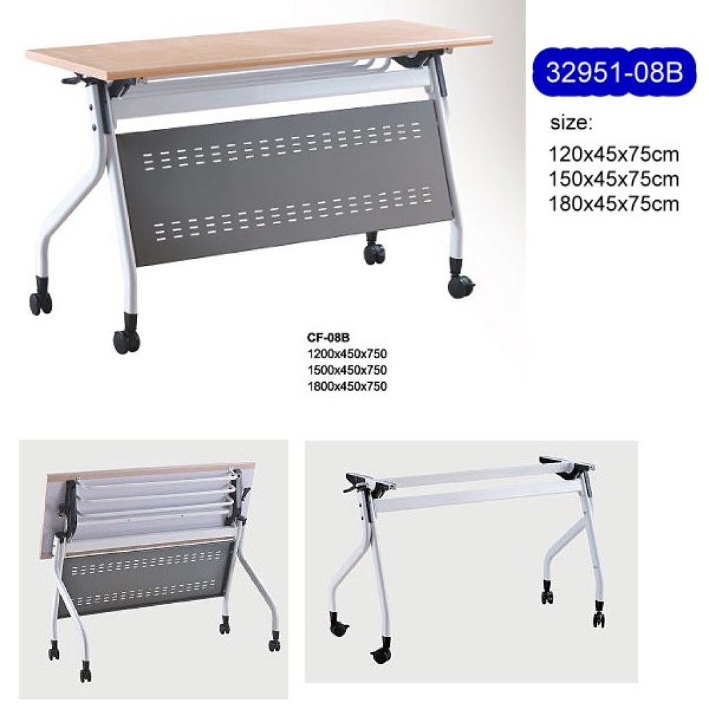 32951-08B Metal folding School Desk