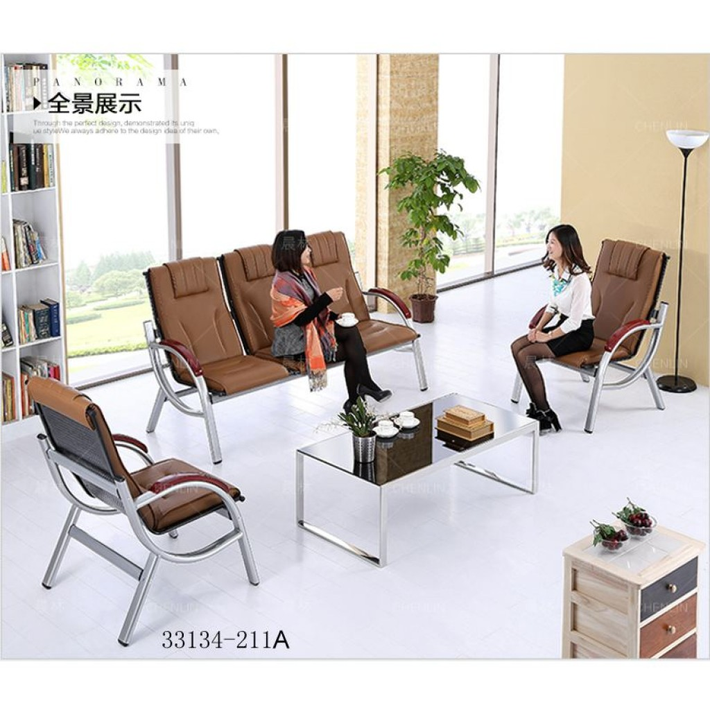 33134-211A office sofa set