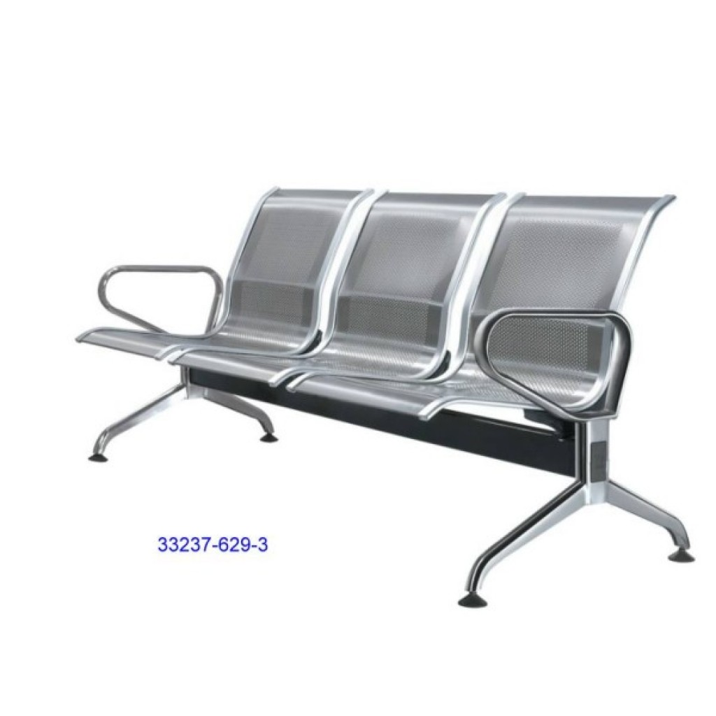33237-629-3 Stainless Steel Airport Chair