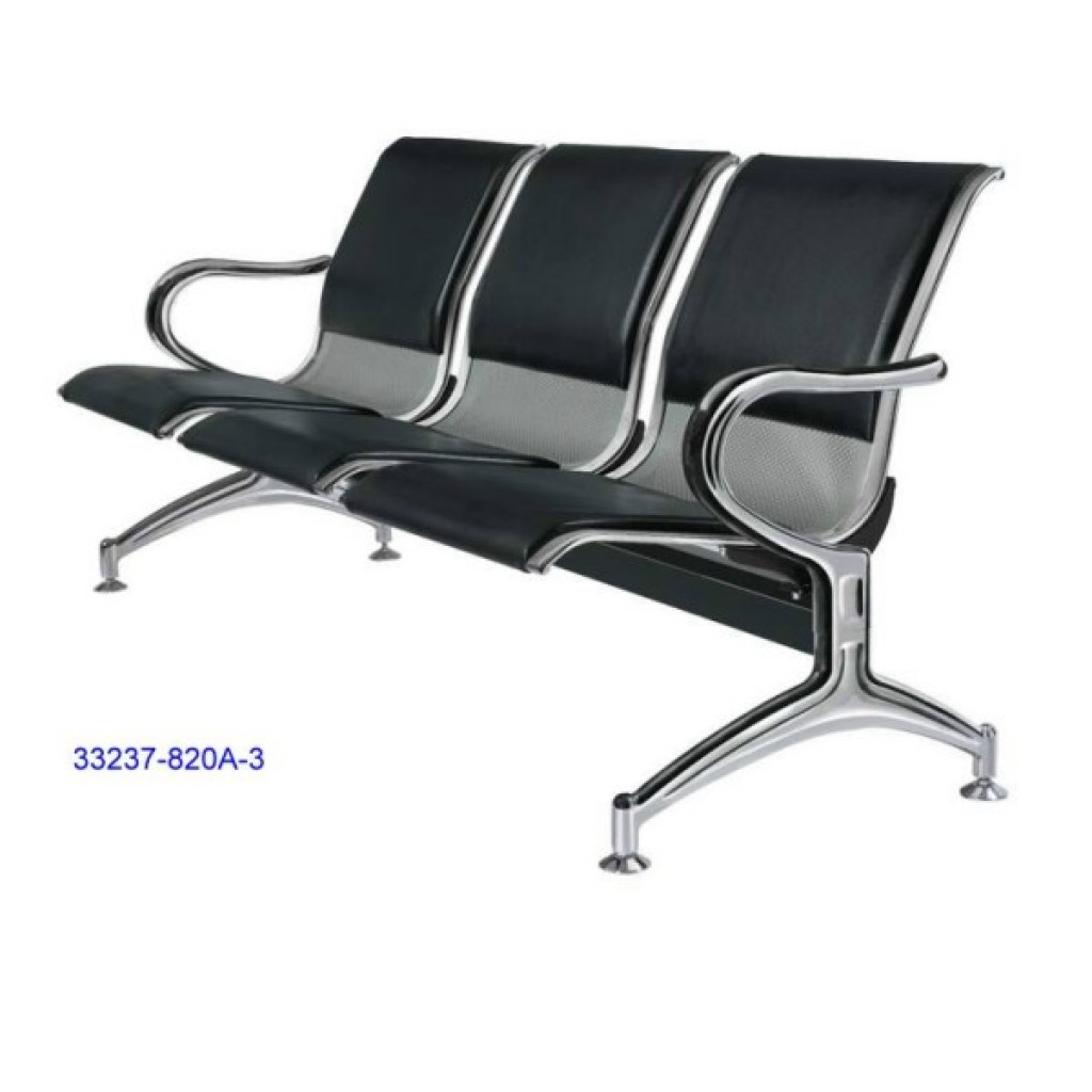 33237-820A-3 PVC Airport Chair: