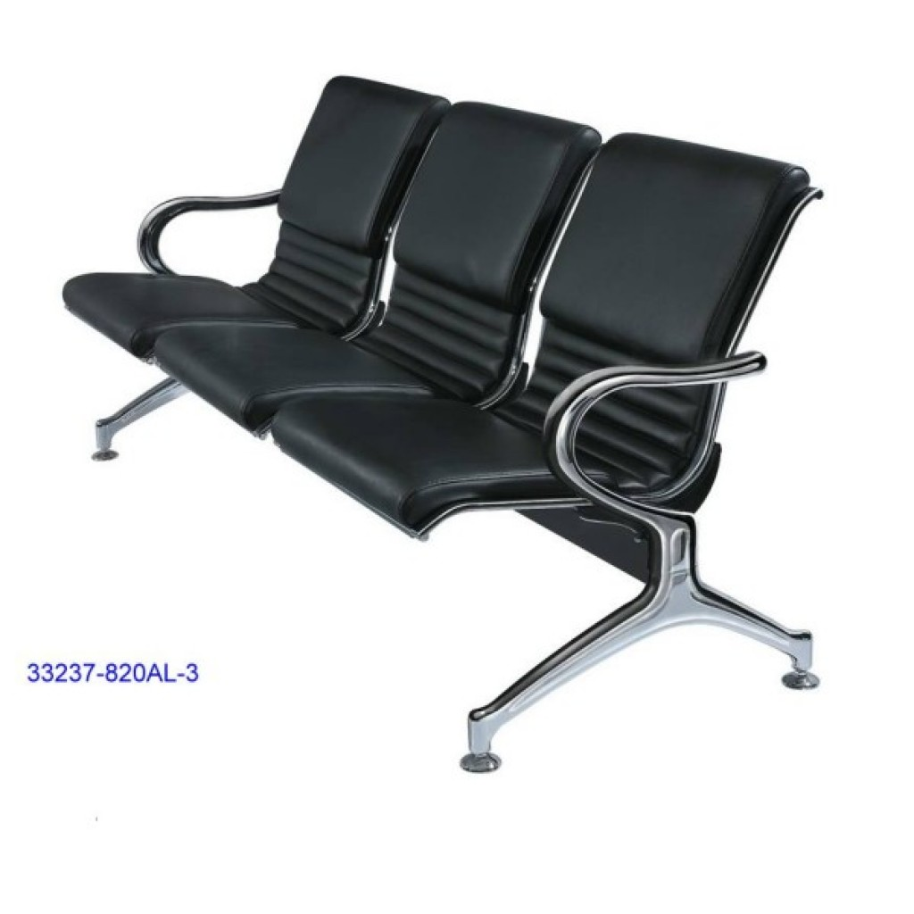 33237-820AL-3 PU  Airport Chair