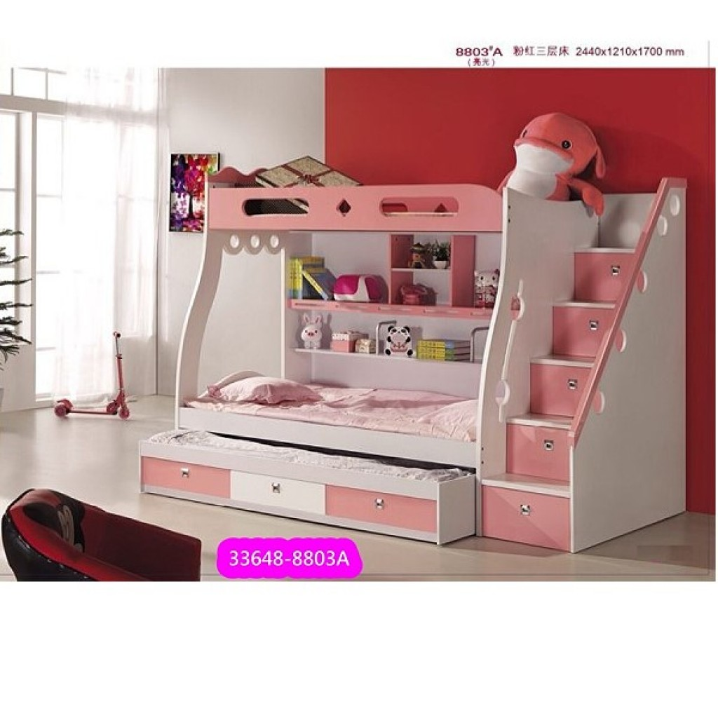 33648-8803A Children Bunk Bed