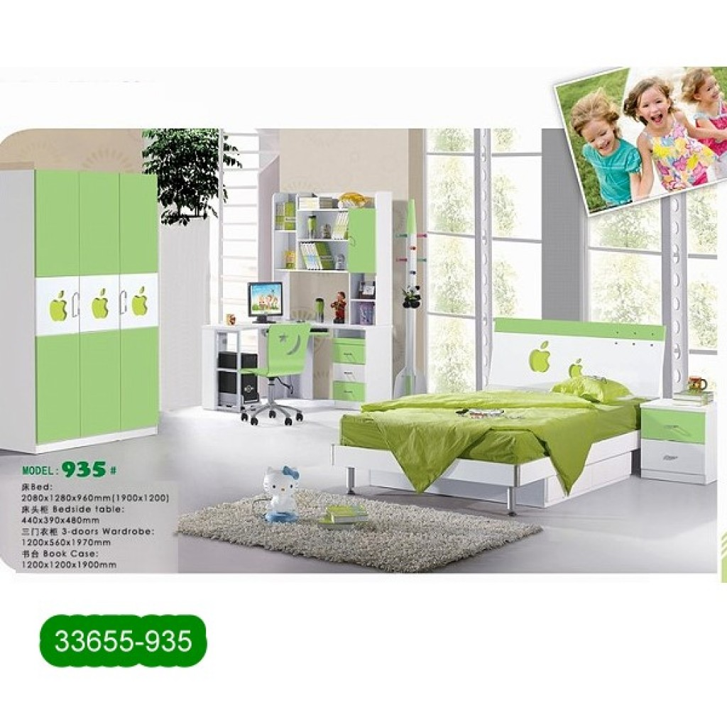 33655-935 Teenage Bedroom Set