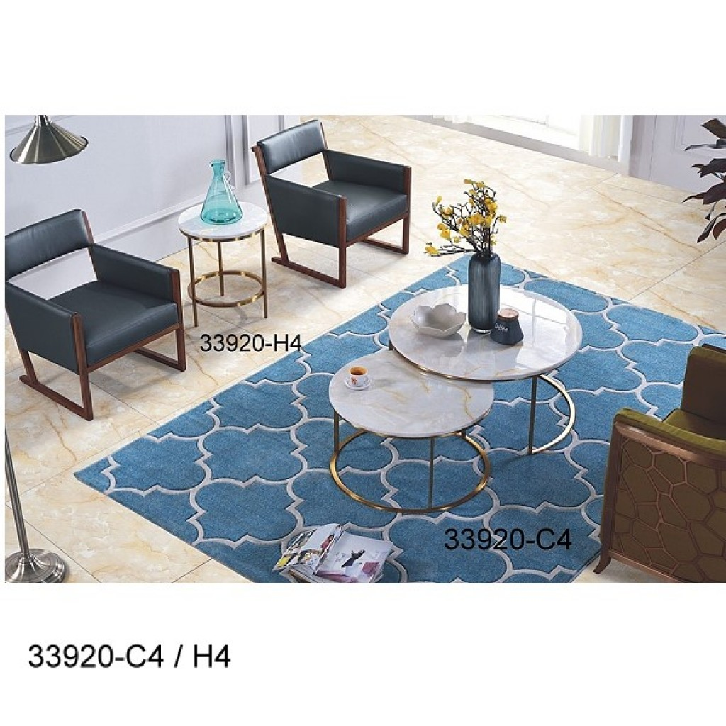 33920-C4/H4 Stainless Steel Coffee Table