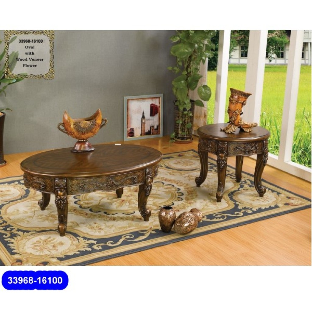 33968-16100 Wooden Classic Coffee Table