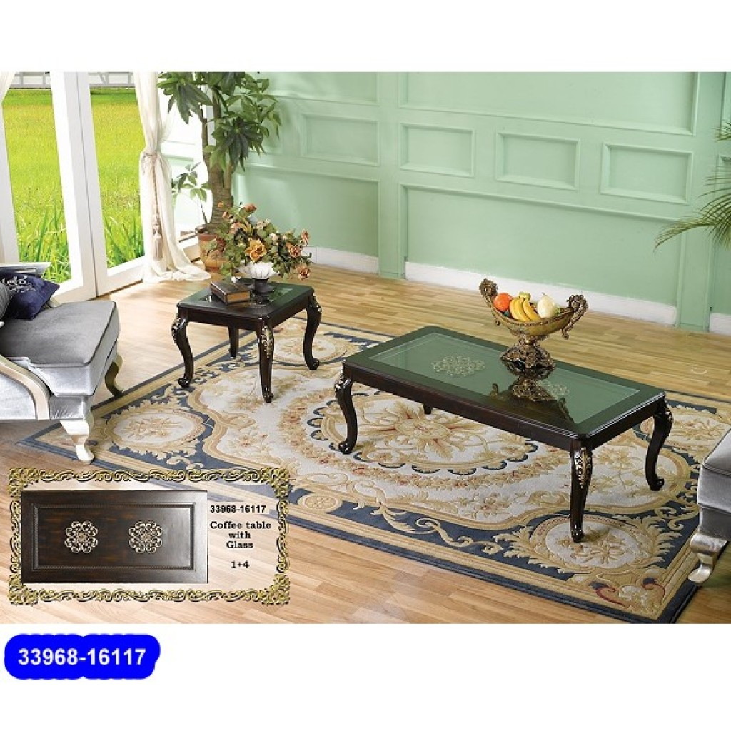 33968-16117 Wooden Coffee Table