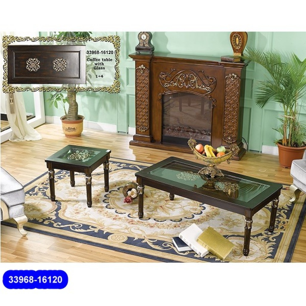 33968-16120 Wooden Coffee Table