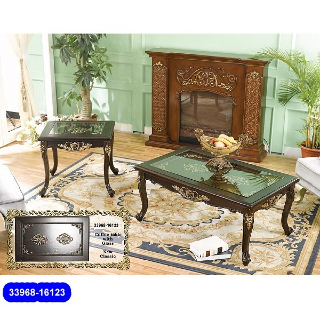 33968-16123 Wooden  Coffee Table