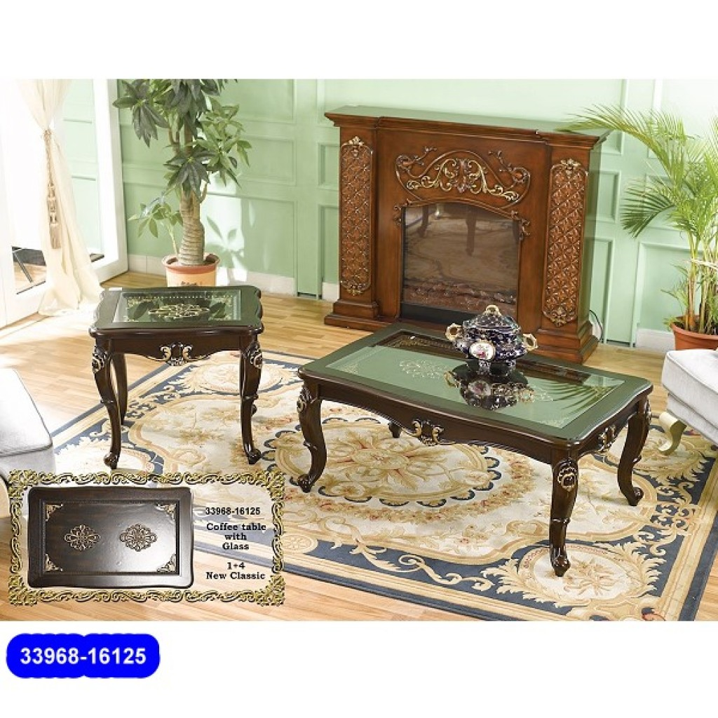 33968-16125 Wooden  Coffee Table