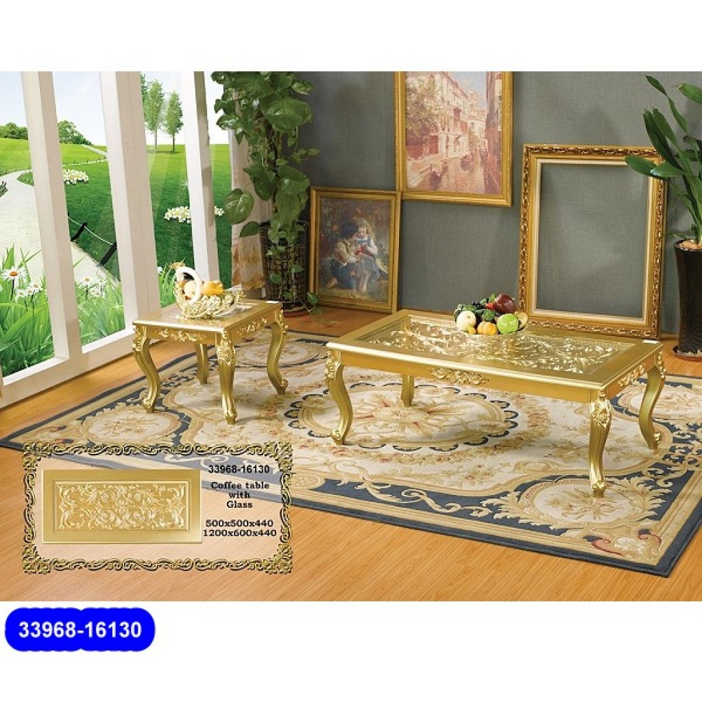 33968-16130 Wooden Coffee Table