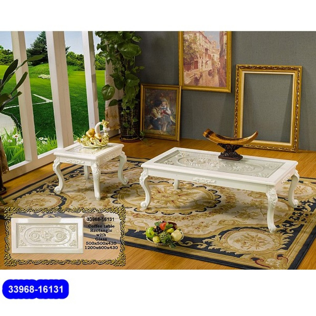 33968-16131 Wooden Coffee Table
