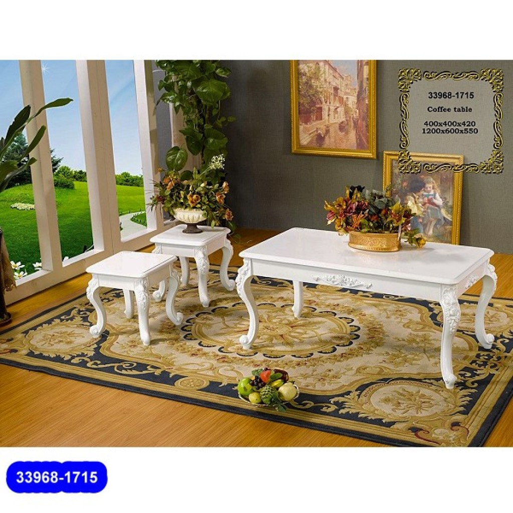 33968-1715 Wooden Coffee Table