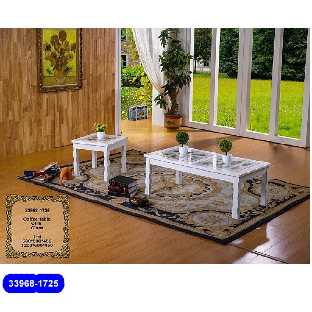 33968-1725 Wooden Coffee Table