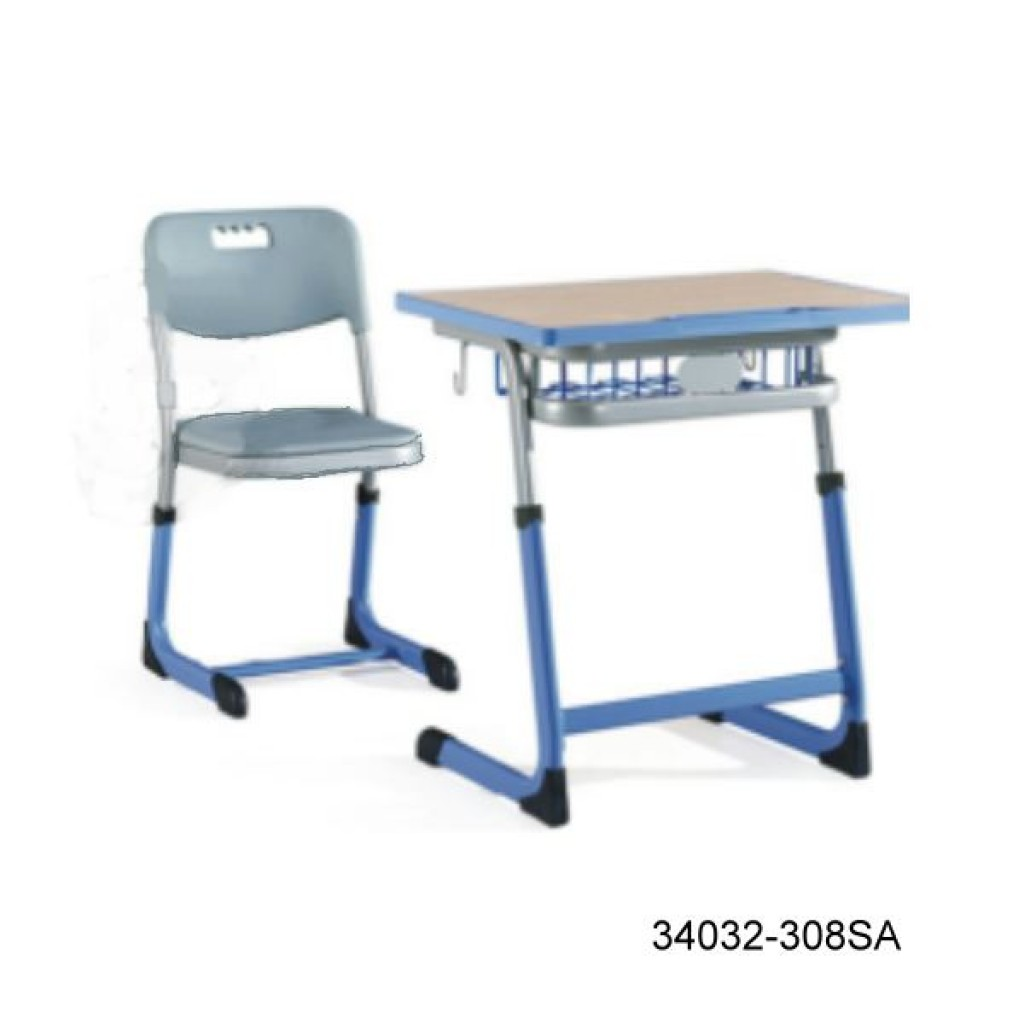 34032-308SA Ajustable desk and chair