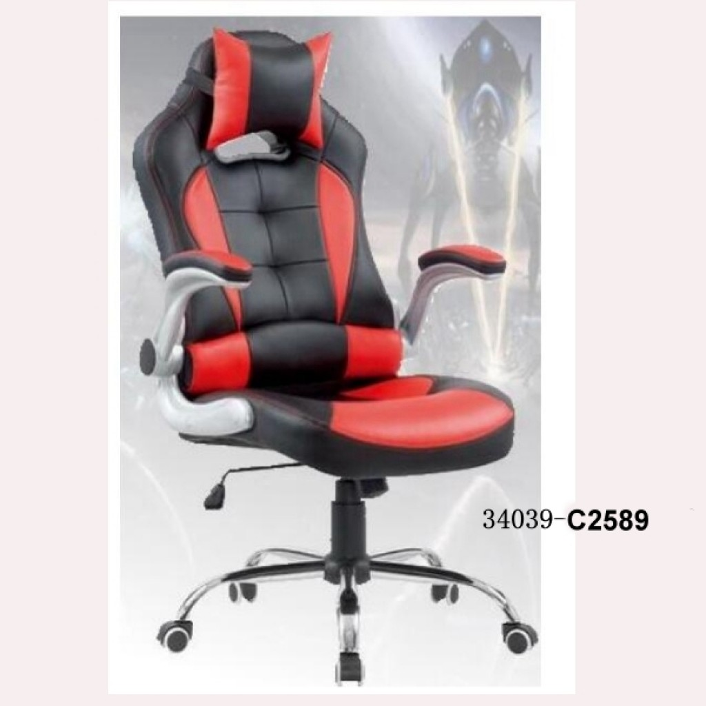 PU and Mesh Office Chairs-34039-C2589