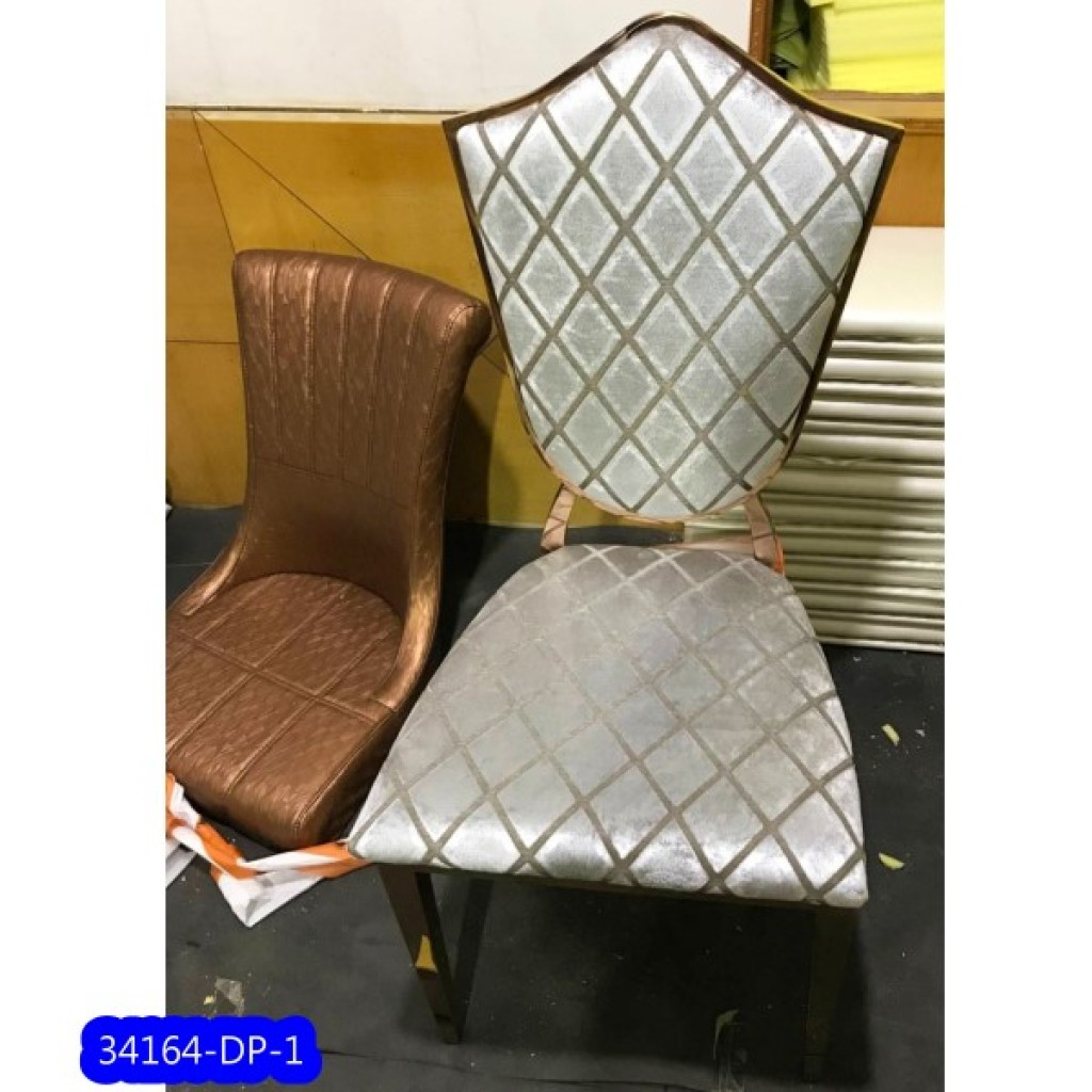 34164-DP-1 Stainless Dinin Chair
