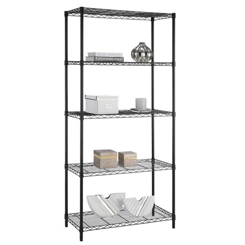 34179-5-1848-BK light duty storage steel Rack