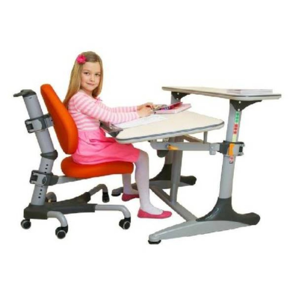 34189-999+099 Adjustable Desk & Chair