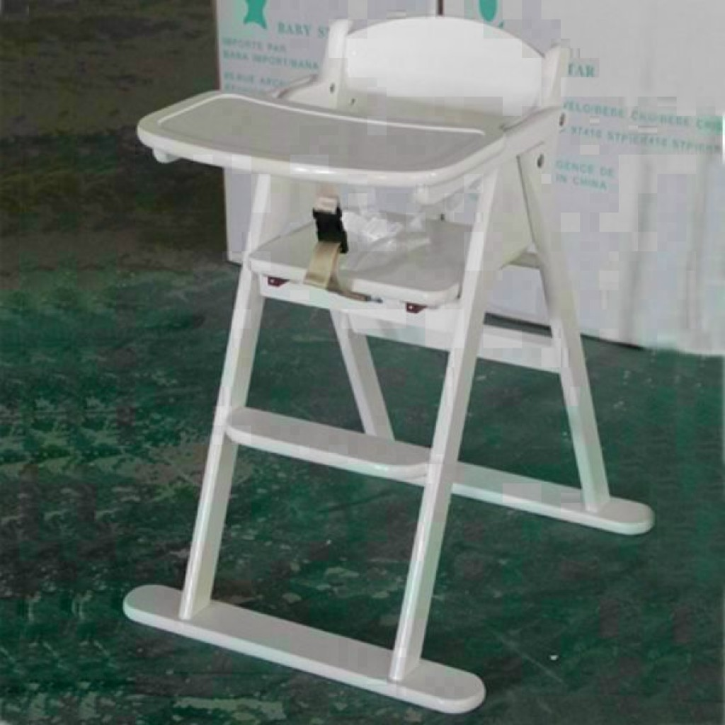 34295-14B-W baby dining chair