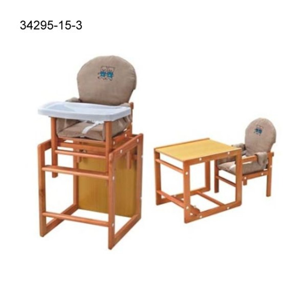 34295-15-3 baby dining chair