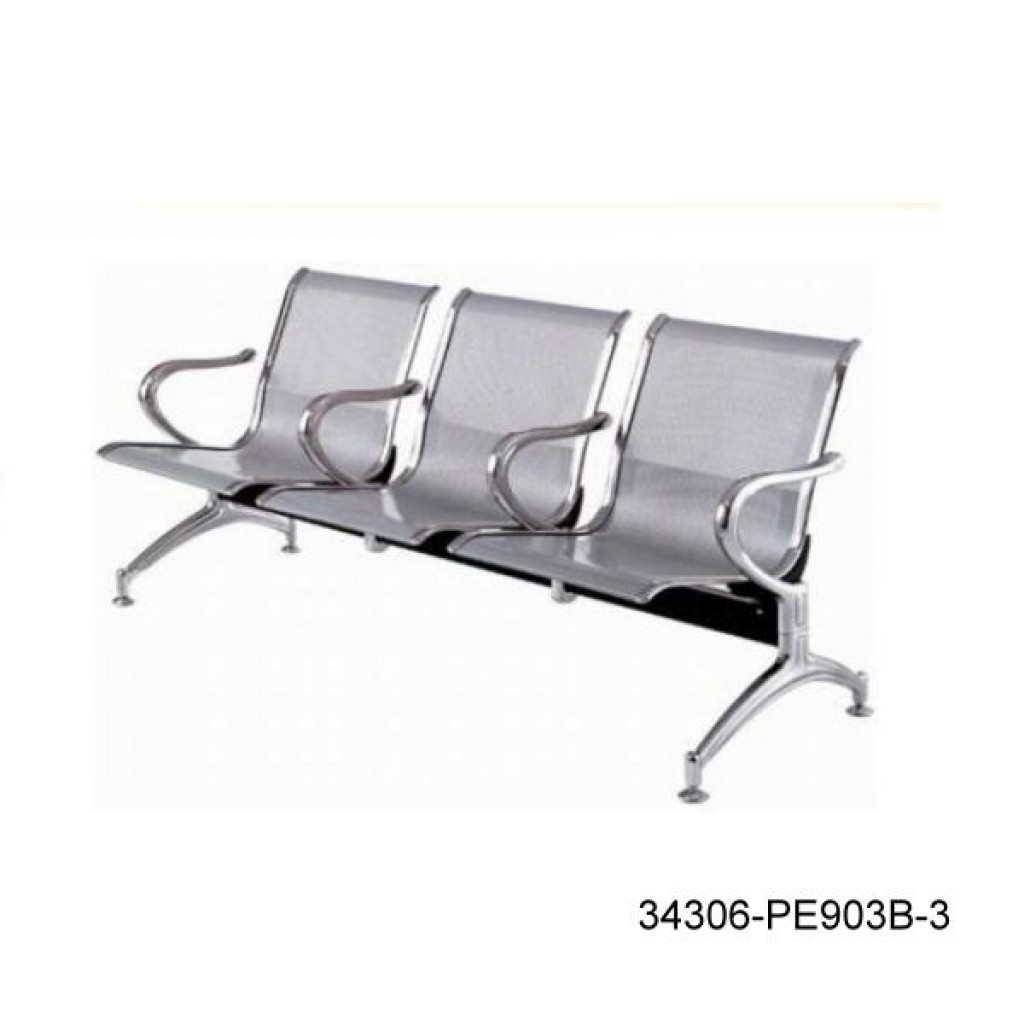 34306-PE903B-3 waiting chair Seat