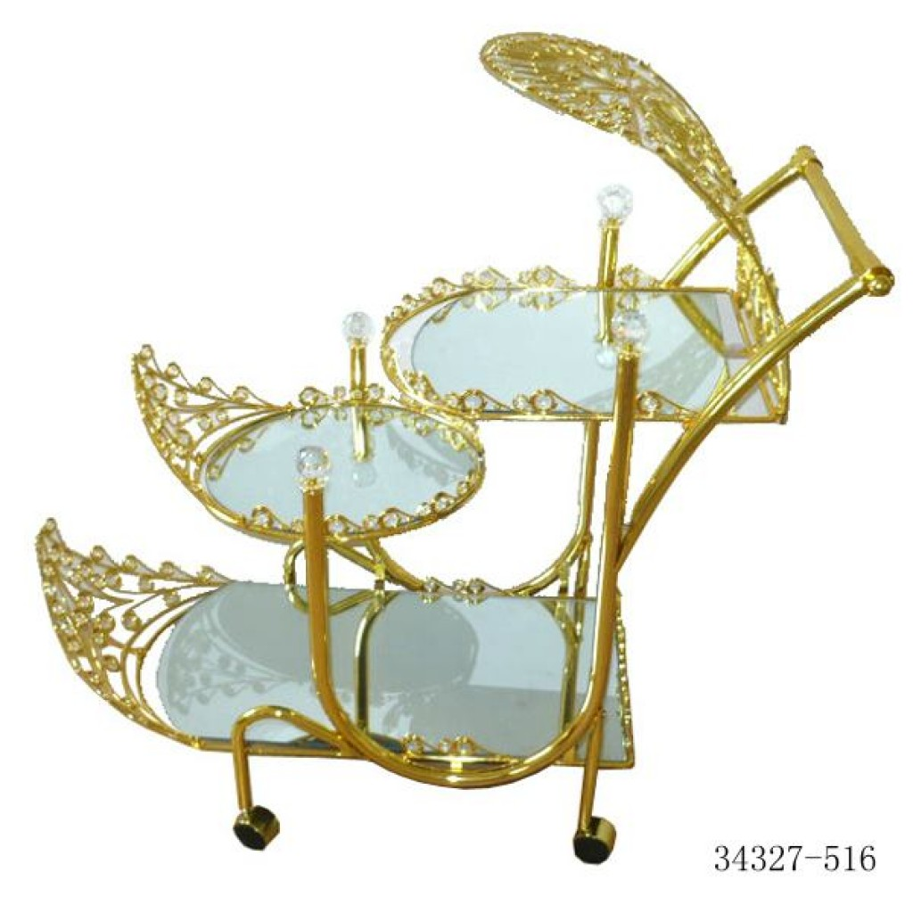 34327-516 Tea Trolley