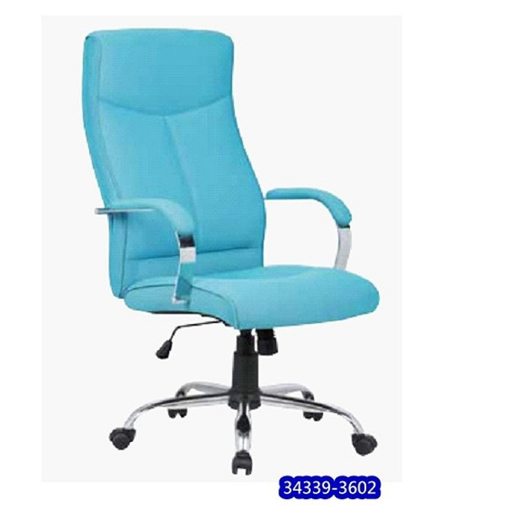 34339-3602  Leather Manager Office Chair