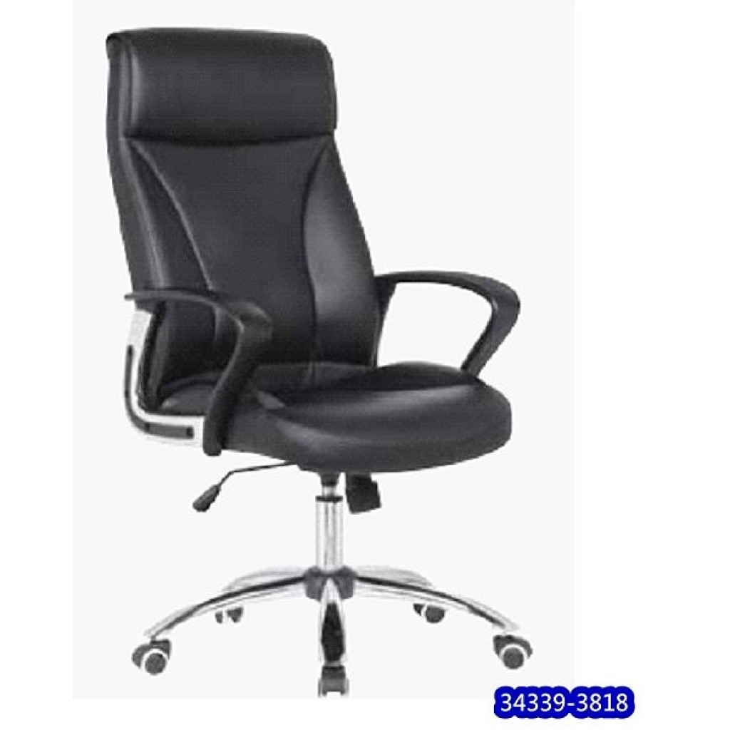 34339-3818 Leather Manager Office Chair