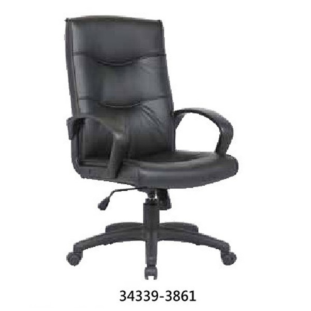 34339-3861 Leather Manager Office Chair