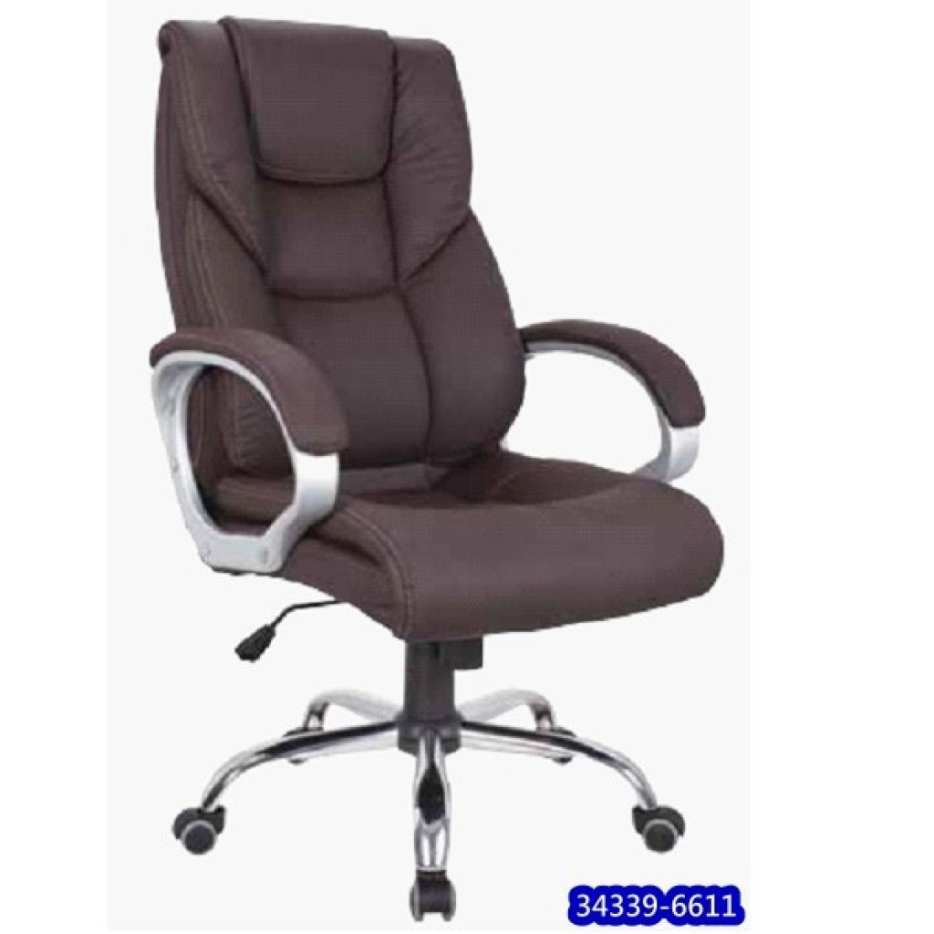 34339-6611 Leather Manager Office Chair