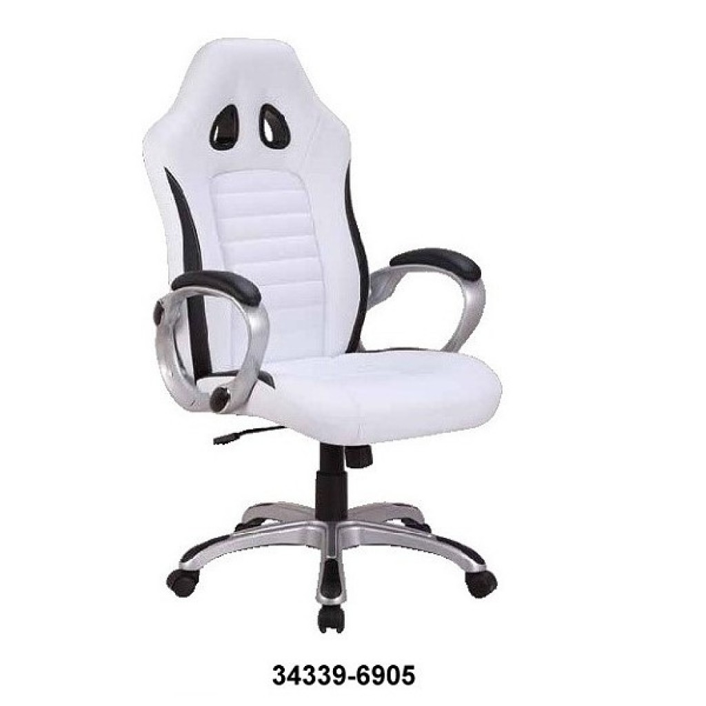34339-6905  Leather Manager Office Chair