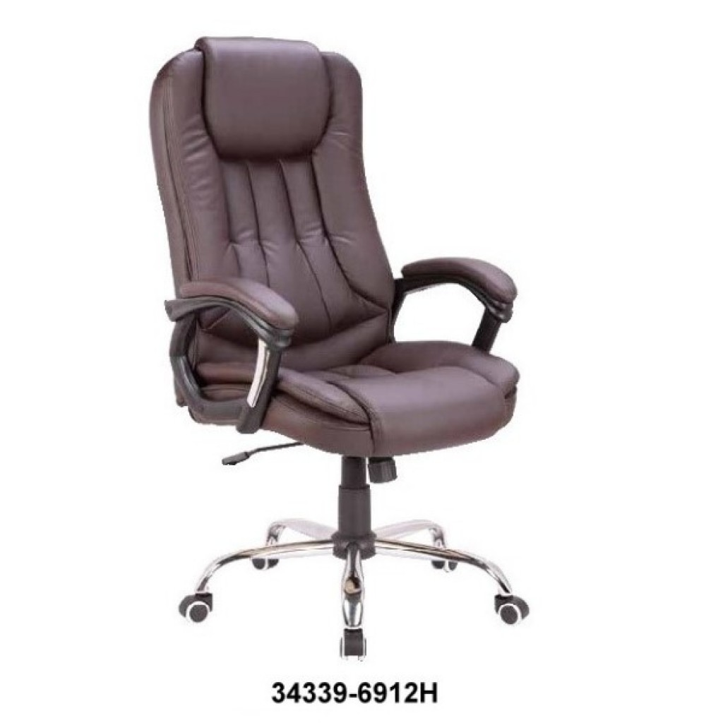 34339-6912H Leather Manager Office Chair