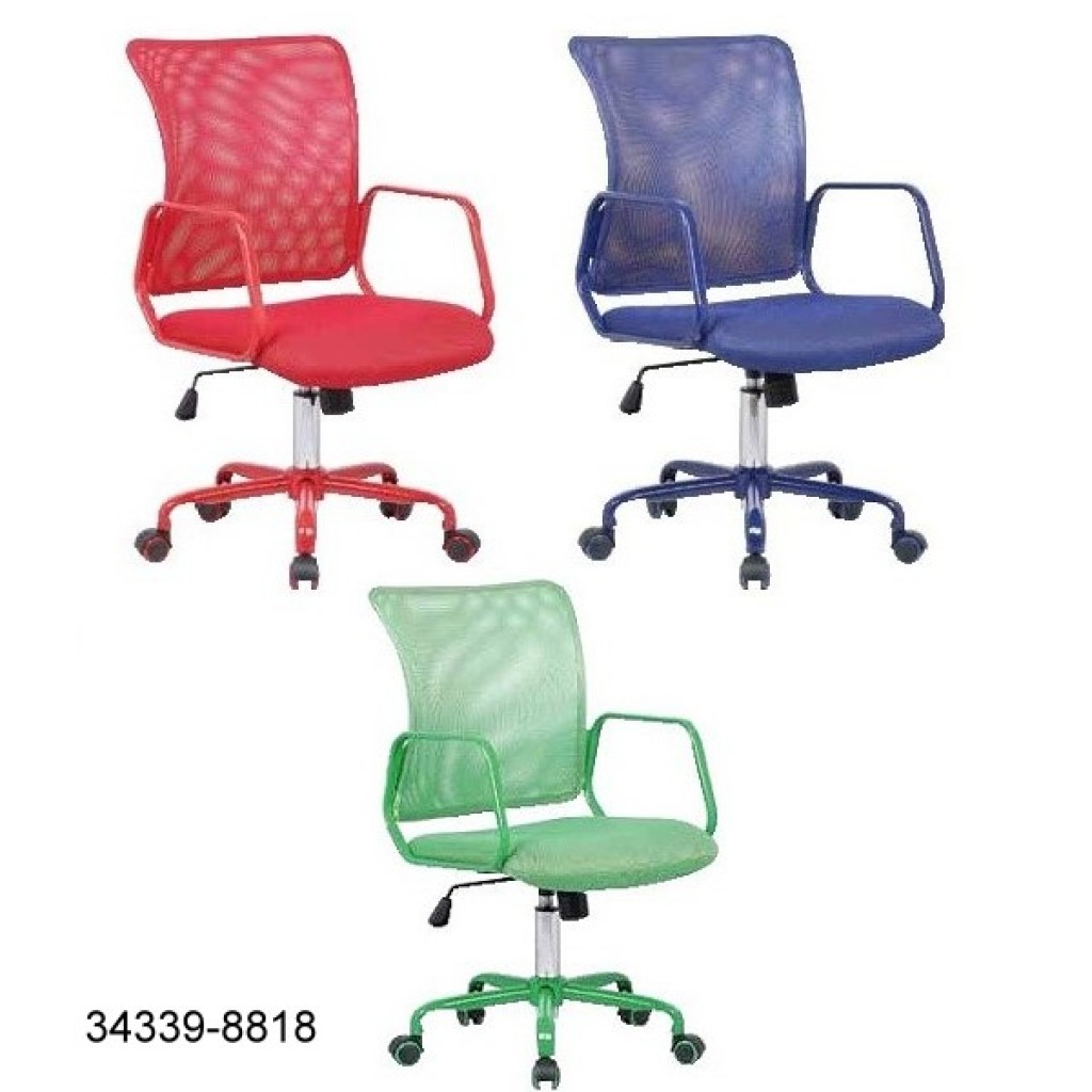 34339-8818 Mesh middle back office chair