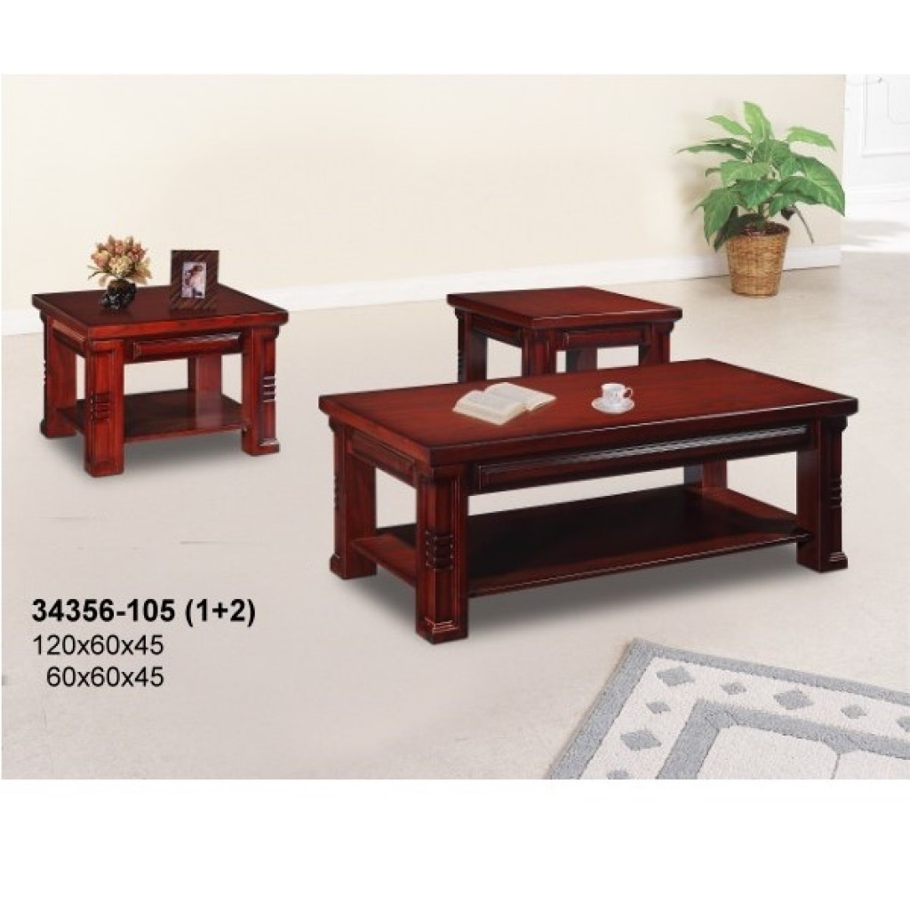 34356-105 Wooden Coffee Table