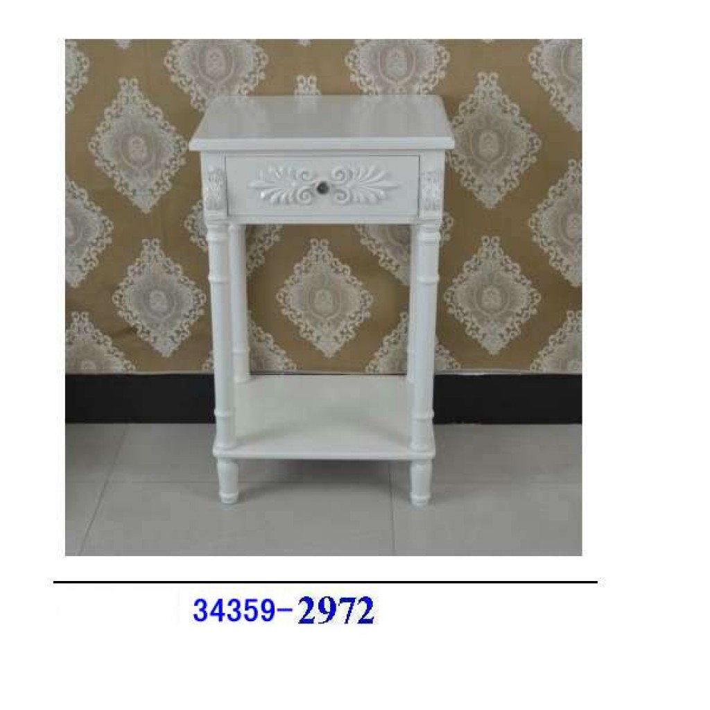 34359-2972 Single Drawer Table