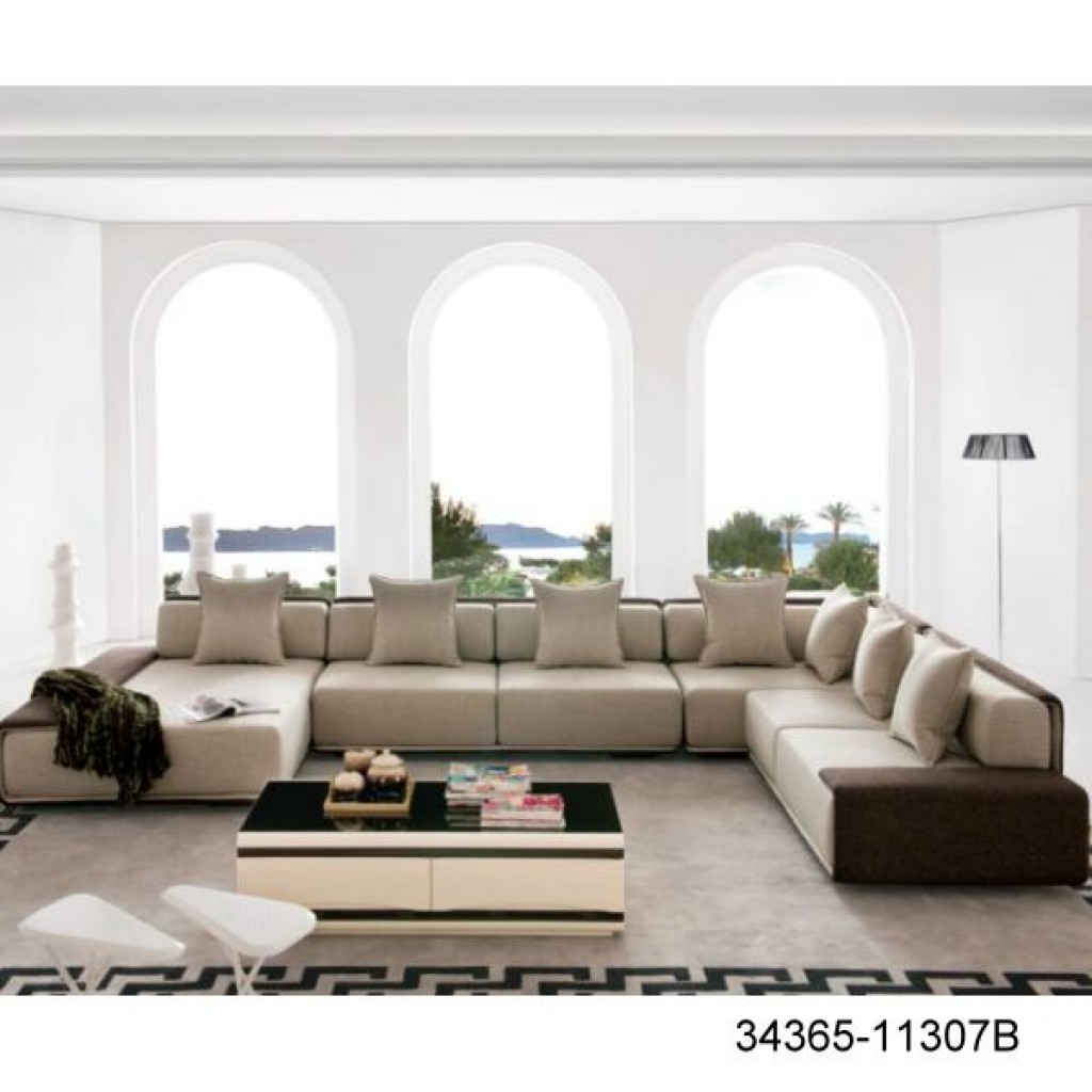 34365-11307B Lesure Flexible combination sofa